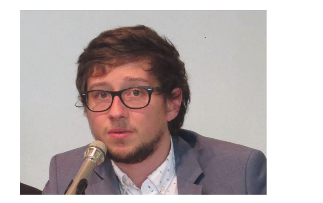 Quentin Mathieu, ancien étudiant de l'Ecole d'Economie
